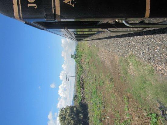 Jose Cuervo Express: En el trayecto