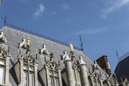 Hotel Dukes' Palace Bruges: Gotik? Barock?