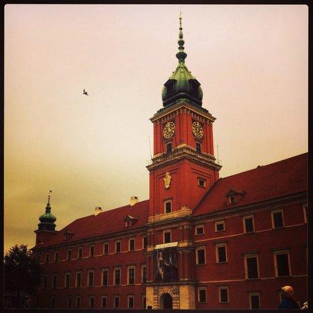 The Royal Castle in Warsaw - Museum: Zamek Królewski
