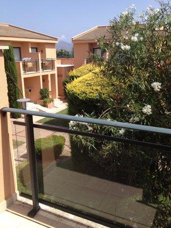 PortBlue Club Pollentia Resort & Spa: Balkon