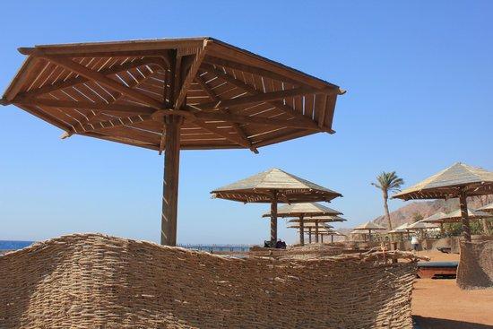 Tropitel Dahab Oasis: Пляж