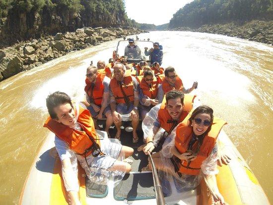 Macuco Safari: Começando nosso passeio pelas Cataratas