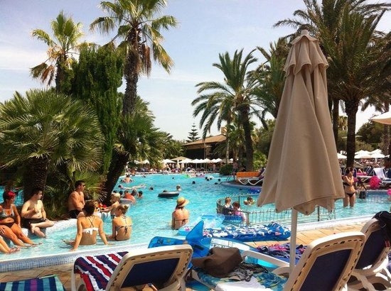 PortBlue Club Pollentia Resort & Spa : Zwembad