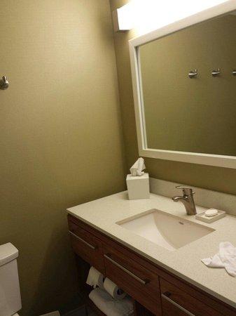 Home2 Suites by Hilton Rochester Henrietta: Bathroom