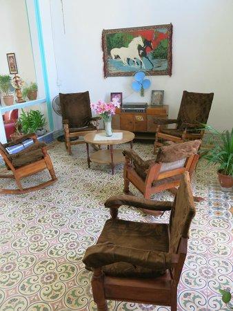 Casa Abel : Living room