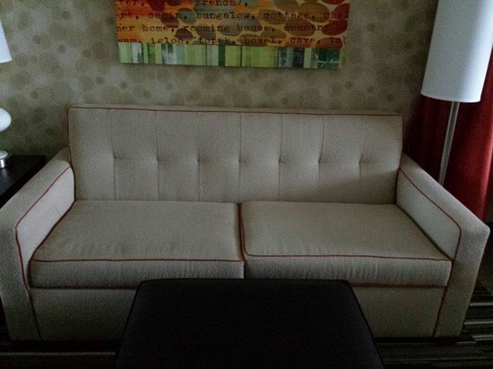 Home2 Suites by Hilton Rochester Henrietta: Seating area
