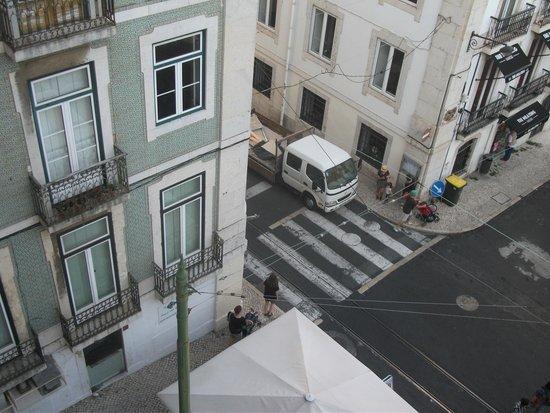 Chiado : Rua lateral