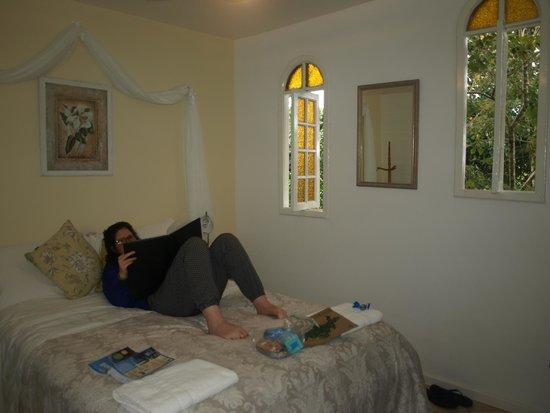 Aratinga Inn: room