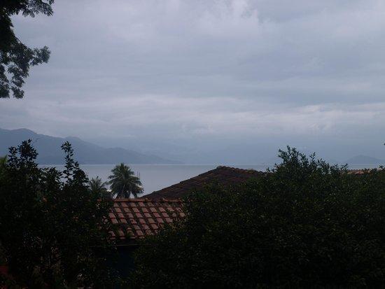 Aratinga Inn: view