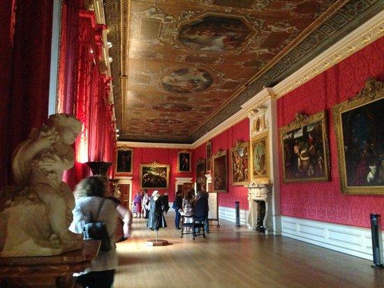 Kensington Palace : Interior do Palácio