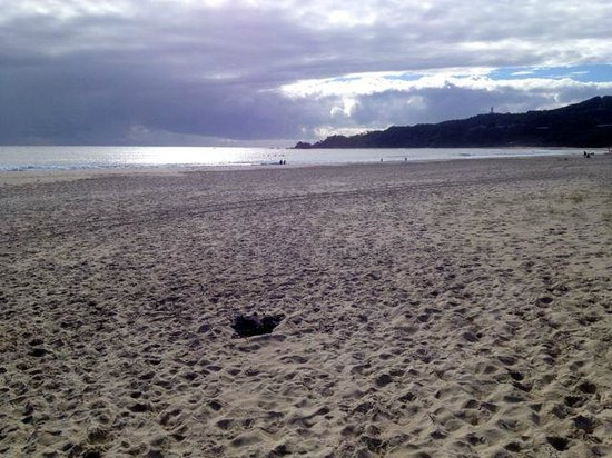 Atlantic Byron Bay: Beach is a 5 minute walk away