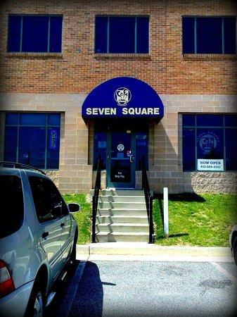 Seven Square Cafe: Welcome to Seven Square