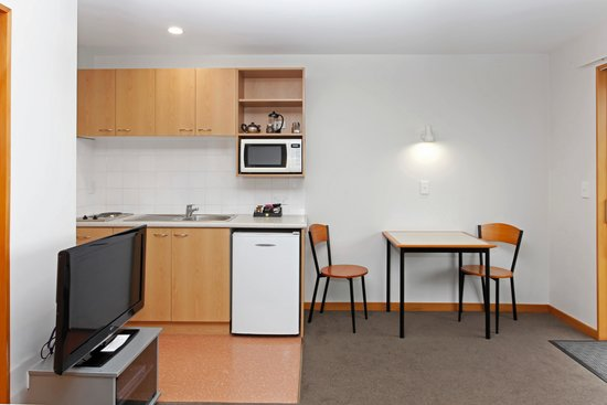 ASURE 306 On Riccarton Motel : 1brm kitchen