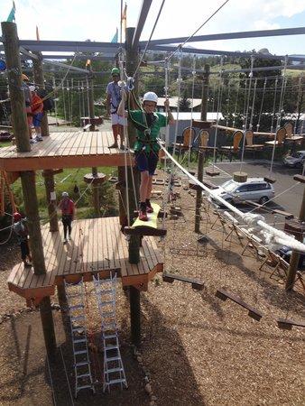 Open Air Adventure Park: skateboard