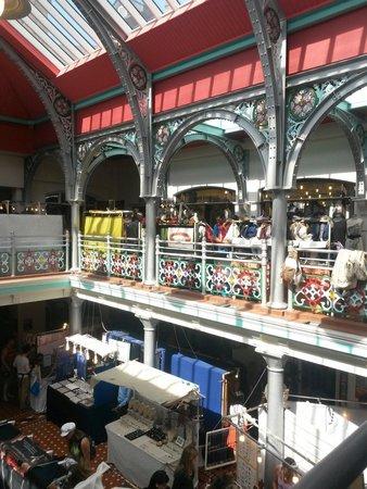 Camden Lock Market : Coin des créateurs
