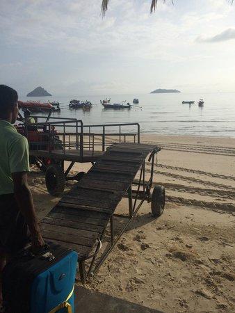 Holiday Inn Resort Phi Phi Island : Leaving the island