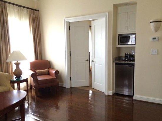 The George Washington a Wyndham Grand Hotel: Executive Suite