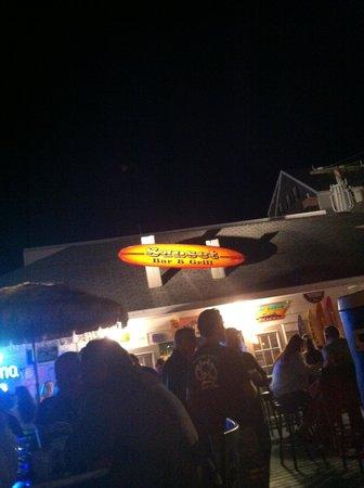 Sunset Bar & Grill: Sunset