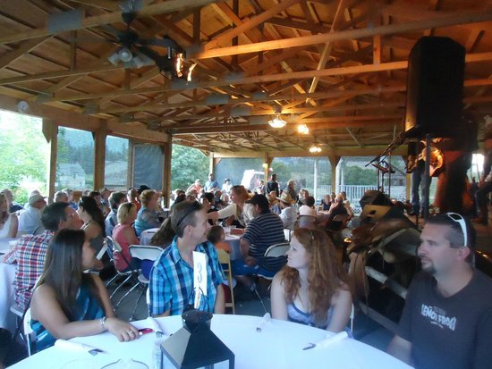 Historic O'Keefe Ranch: Inside the dinner theatre