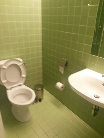 Kaunas City Hotel: Bagno