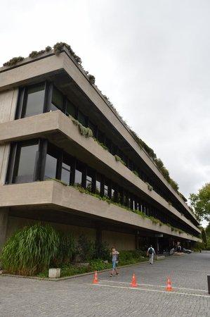 Musée Calouste-Gulbenkian : Fachada da Fundação
