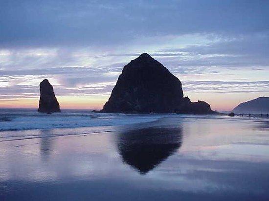 The Waves: Haystack Rock