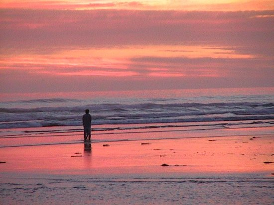 The Waves: Cannon Beach Sunset