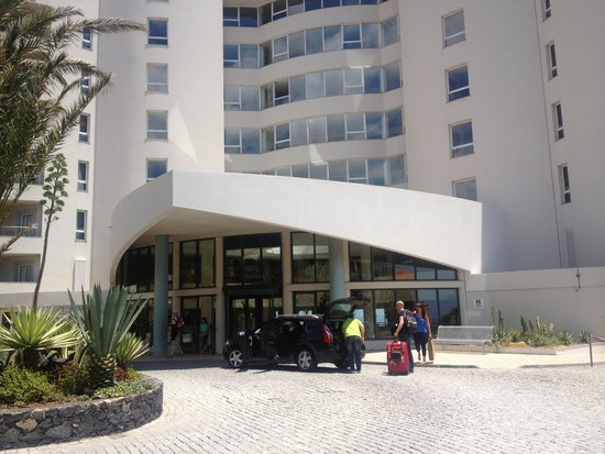Lti Pestana Grand : Front of hotel