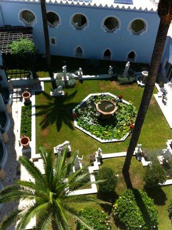 Terme Manzi Hotel & Spa : les jardins