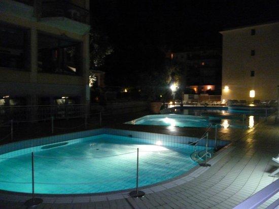 Conca Park Hotel : Pool area