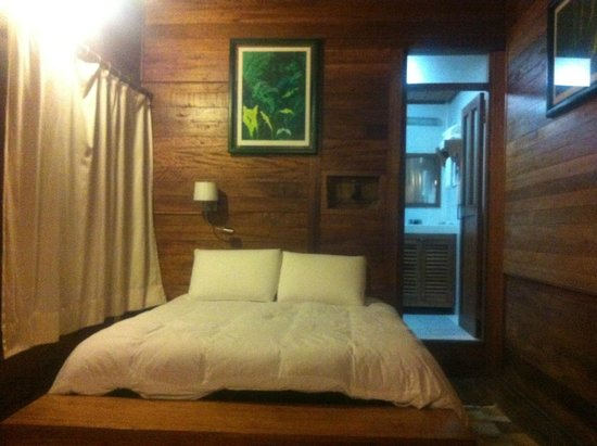 Rupa Wasi Lodge: quarto