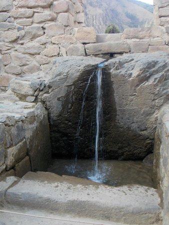 Archaeological Park Ollantaytambo: Templo de Ollantaytambo