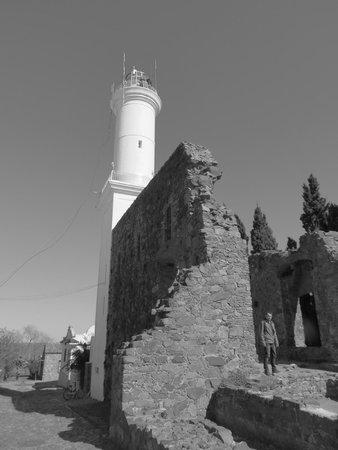 Phare de Colonia del Sacramento : Antigo Convento de Franciscanos