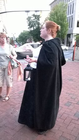 Ghost Tour Lancaster Pa Review
