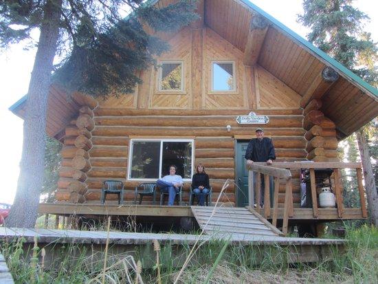 Kenai Riverbend Resort: Our Cabin