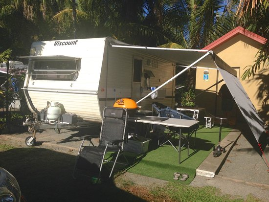 BIG4 Adventure Whitsunday Resort: Ensuite Site