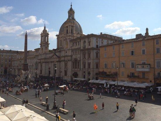 Relais Navona 71: Piazza Navona