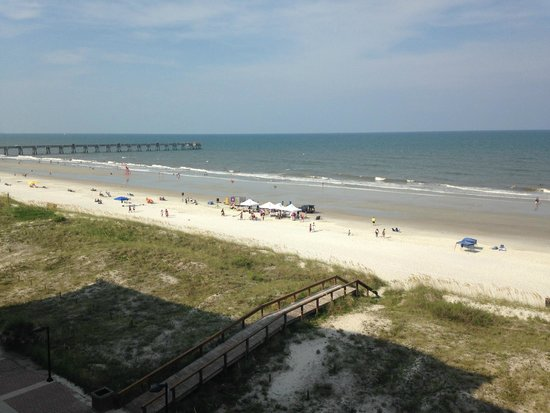 Four Points by Sheraton Jacksonville Beachfront : View from room