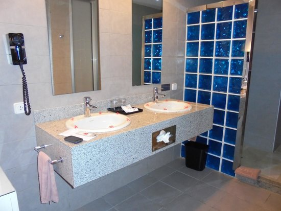 ClubHotel Riu Bambu: banheiro