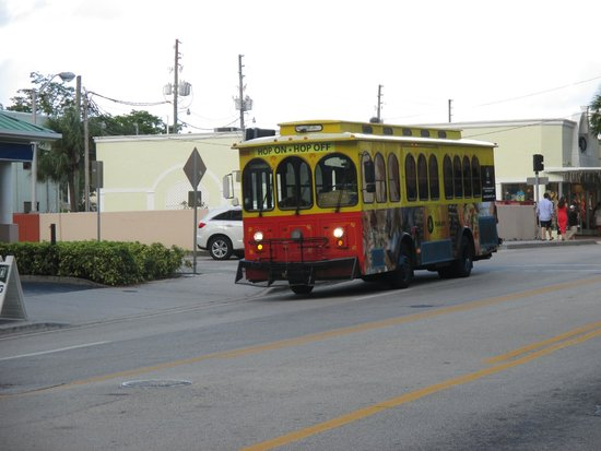The Sun Trolley