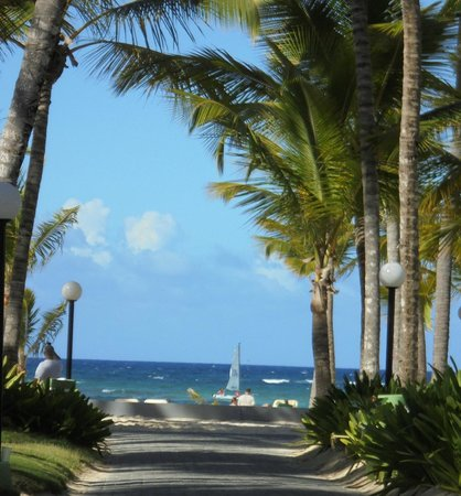 ClubHotel Riu Bambu : playa e piscina