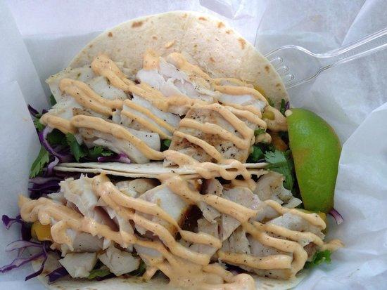 Garbo's Grill : Taco
