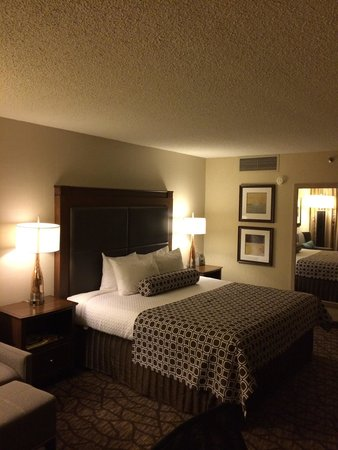 Radisson Hotel North Baltimore : Nice rooms