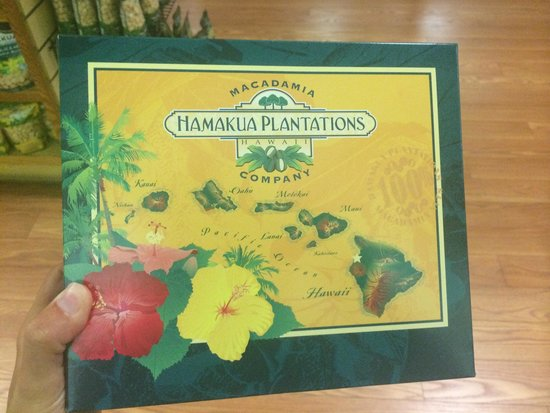 Hamakua Macadamia Nut Co: Boxed gift sets