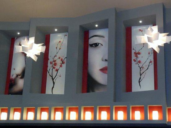 Hotel Riu Palace Bavaro: Geisha