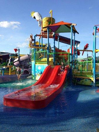 Cairns Coconut Holiday Resort: Waterpark