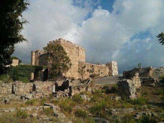 Castillo de las Cruzadas: The castle