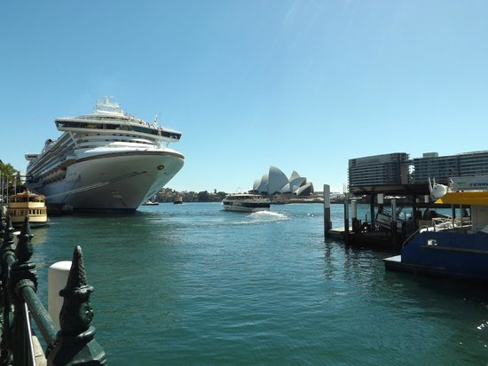 Sydney Harbour: Porto de Sydney