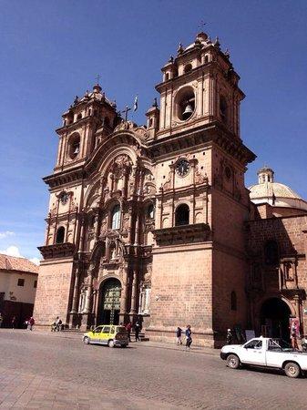 Catedral del Cuzco o Catedral Basílica de la Virgen de la Asunción: Cusco é lindo!