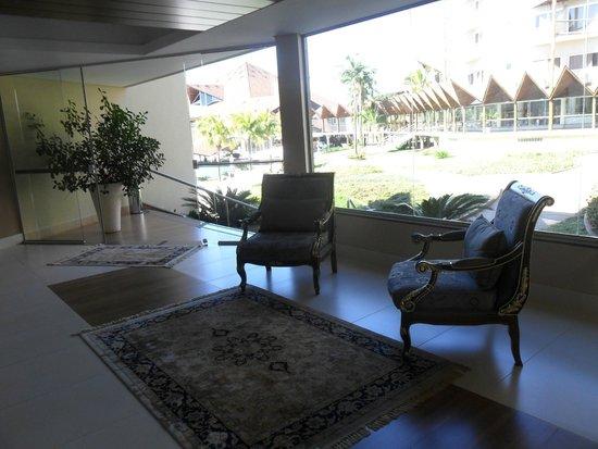 Recanto Cataratas Thermas Resort & Convention: mobiliario Luis XV